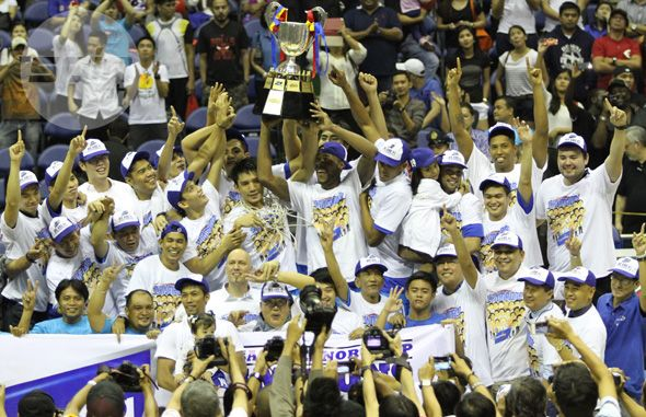 In 2013, Marqus Blakely also helped the Mixers lift the cup in the season ender. Jerome Ascano