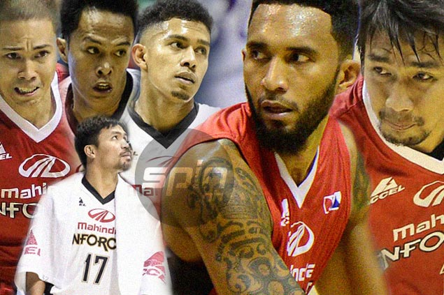 Mahindra defies belief that it takes stars, big payroll to achieve success in PBA