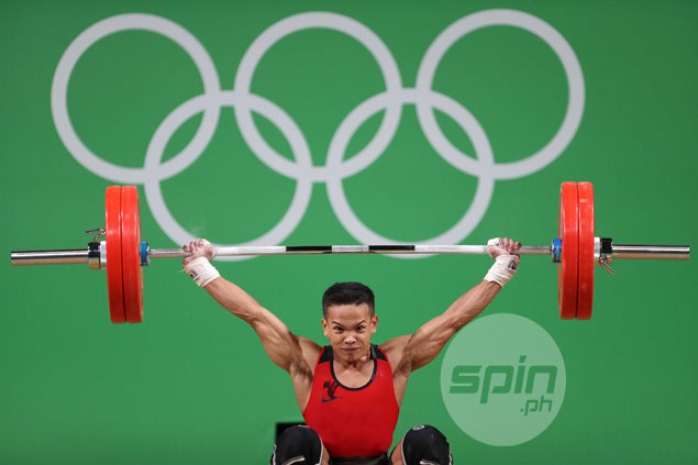Weightlifter gives Philippines first medal in 20 years — Olympics