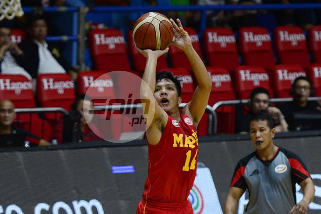 Darrell Menina confirms move from Mapua to NU, says he feels at home with Bulldogs