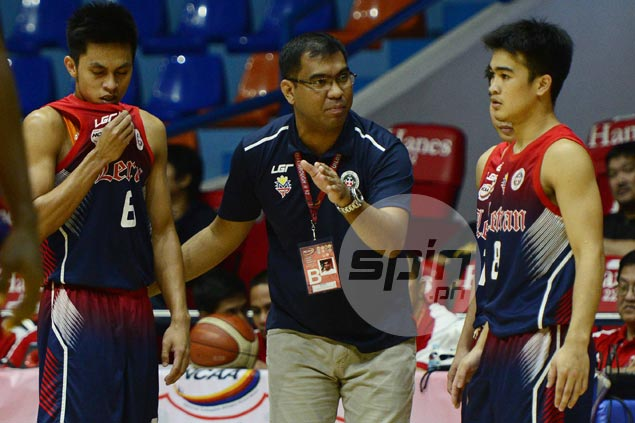 Letran finally getting act together as do-it-all Nambatac allows Quinto to shine