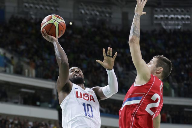 U.S. men's basketball team survives another scare