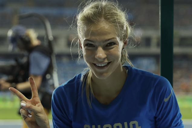 Competing as neutral athlete, Russian long jumper Darya Klishina bags silver at worlds