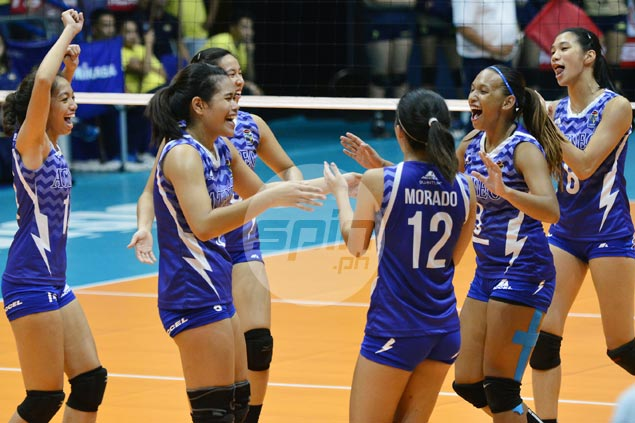 UAAP Preview: Ateneo Lady Eagles ready to step out of Alyssa Valdez's giant shadow