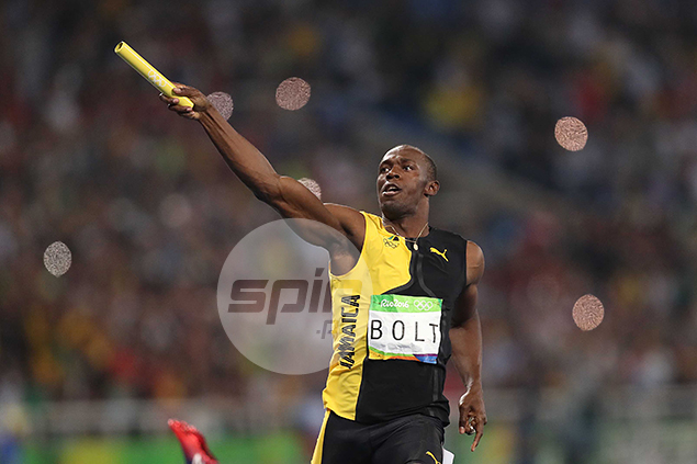 Usain Bolt caps his historic Olympic career with another golden run.