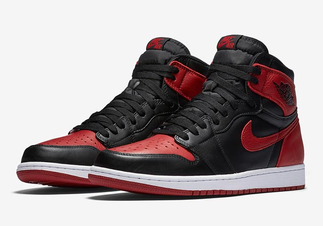 Eager anticipation as Air Jordan 1 'Banned' finally set for ...