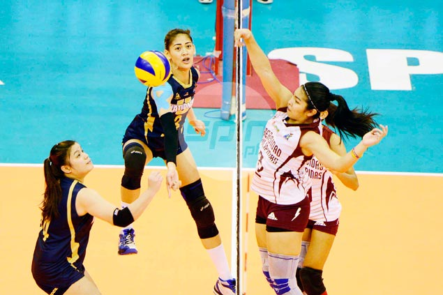 NU is top priority for Jaja Santiago if conflict in V-League, AVC schedules arises