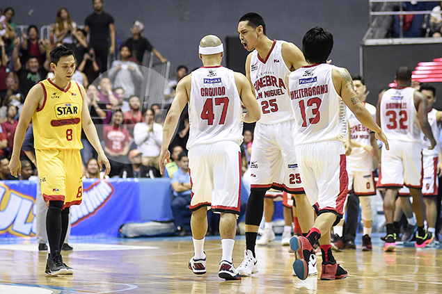 Too early to tag Ginebra as a championship-caliber team, says Yeng Guiao