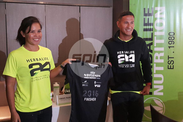 Omar Paredes takes pride as first Filipino to finish 'brutal' Norseman Xtreme triathlon