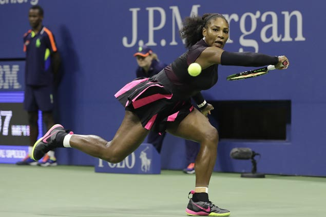 Williams is seeking an Open era record 23rd Grand Slam title