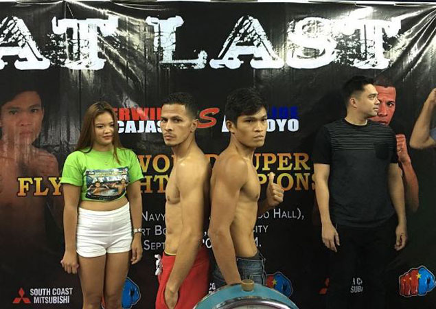 Arroyo Drops IBF 115 Pound Title in Manila