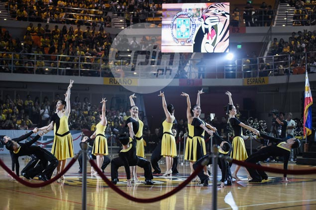 UST holds the first ballroom competition, giving the Season 79 opening a historic mark.
