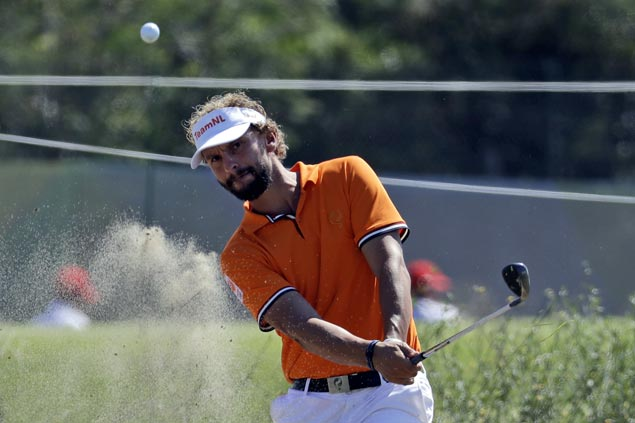 Joost Luiten of the Netherlands wins KLM Open for 2nd time
