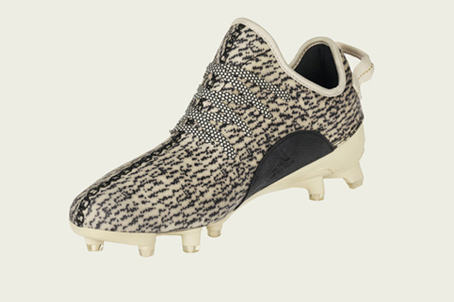 2ce8ee16902 The new adidas Yeezy 350 cleats got Houston Texans wide receiver DeAndre  Hopkins fined as it violated NFL s strict uniform policy. Photo from adidas