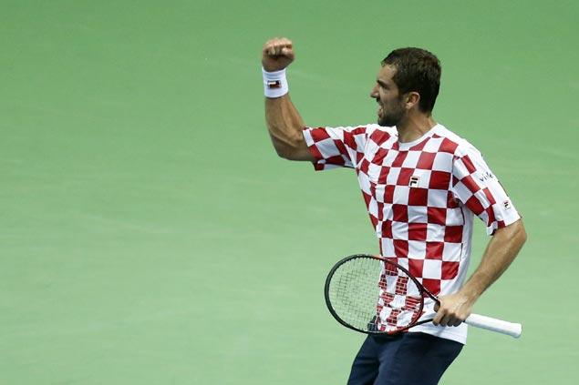 Del Potro stuns Murray in Davis Cup epic