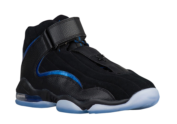 court, Nike Air Penny IV, set