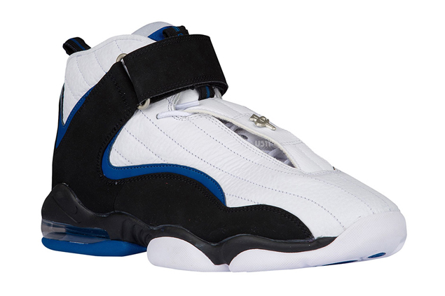 buy online 6c3f9 dc101 Penny Hardaway's final signature sneaker worn on court, Nike Air Penny IV,  set for retro release