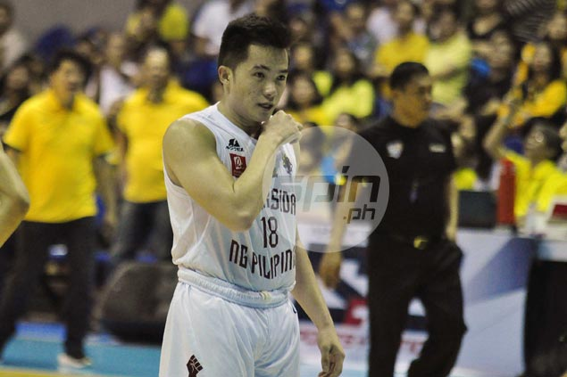 Unfinished business enough reason for Paul Desiderio to stay on at UP Maroons