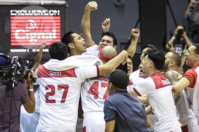Japeth Aguilar buzzer-beating jumper lifts Ginebra past San Miguel in Game Three thriller