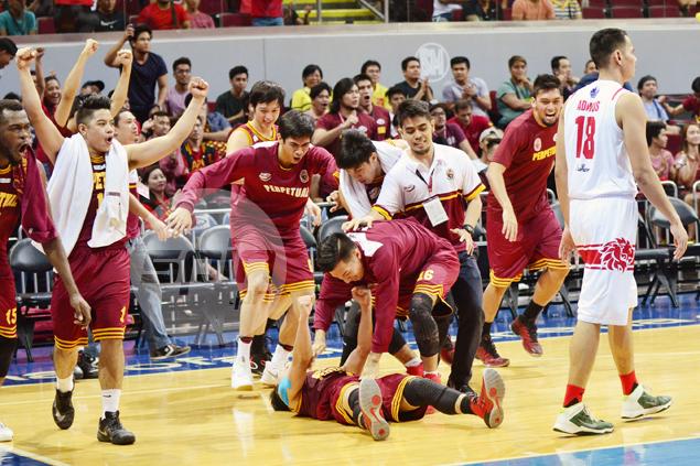Dagangon hits go-ahead basket as Perpetual forces decider against San Beda
