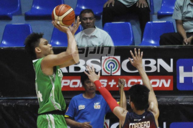 TroyMallillin likely joining UST Tigers after leaving La Salle camp, says Ayo