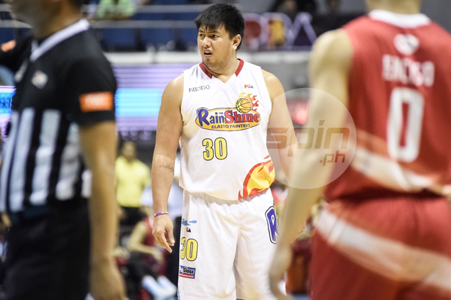 Beau Belga meted P30,000 in fines for two infractions in Ros game vs Alaska