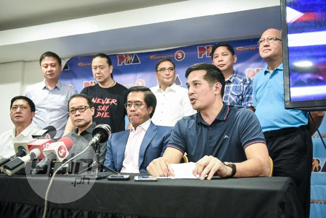 PBA board of governors get together after a long while as league's 43rd season set for launch