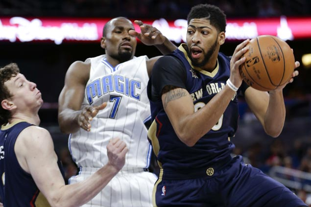 Orlando claws back from 23 points down to spoil Anthony