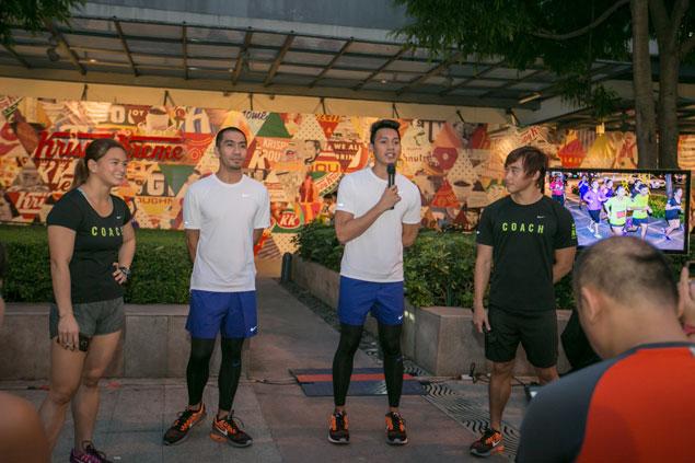 LA Tenorio, Scottie Thompson laud Nike+Run Club App in powering their runs to chase titles