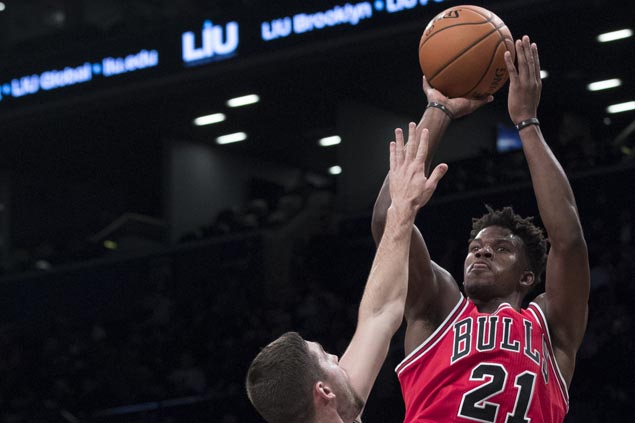 Bulls look to stay unbeaten vs. Nets