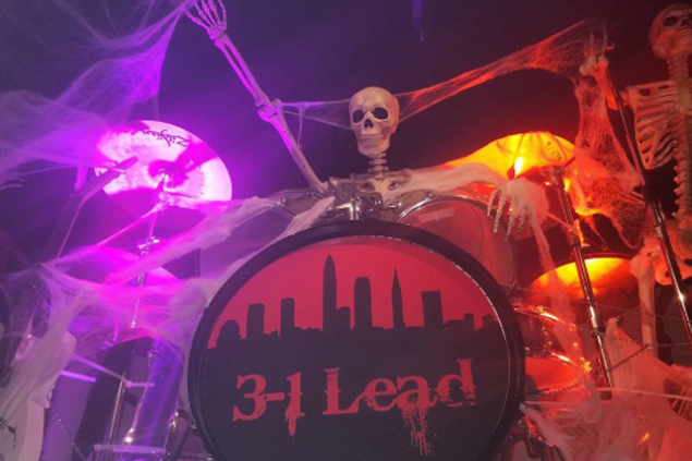The Warriors got roasted at LeBron's halloween party