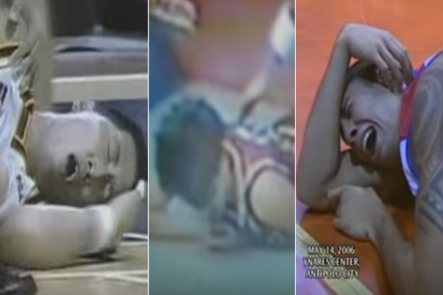 Remember these scary scenes? Five of the worst accidents in the PBA