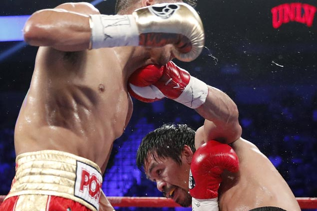 Underwhelming PPV numbers for Pacquiao-Vargas fight with just 300,000 buys