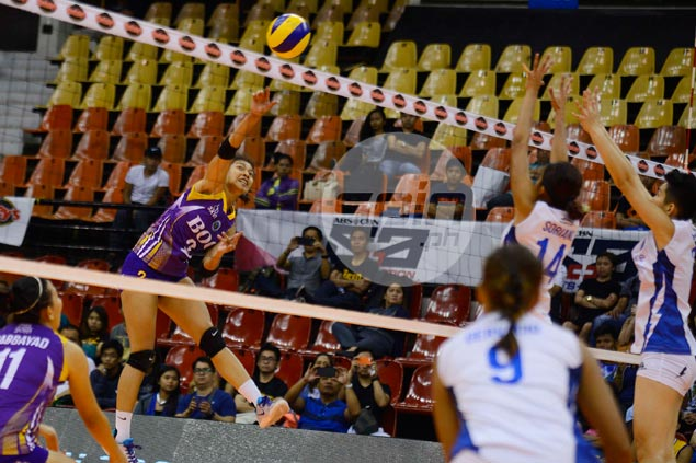 Customs gets back at BaliPure, forces do-or-die match in V-League semifinals