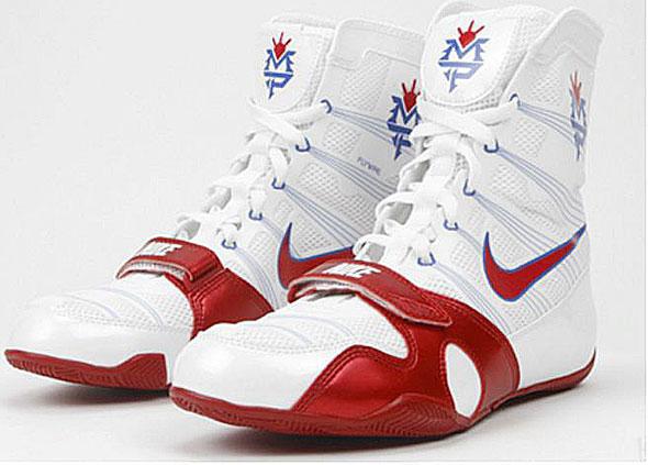 Manny Pacquiao Boxing Shoes Nike Hyperko