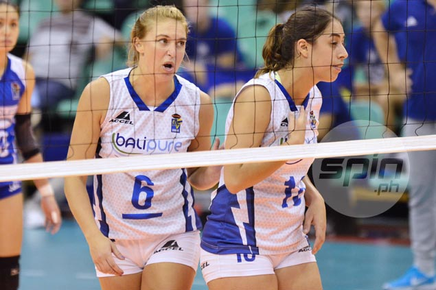 Manns calls for better defense, sense of urgency for BaliPure to beat Customs in semis decider