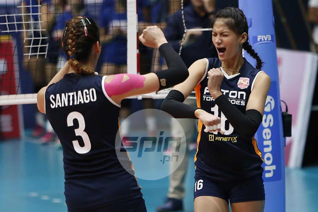 Vicente convinced Dindin Santiago still has what it takes to play for national team