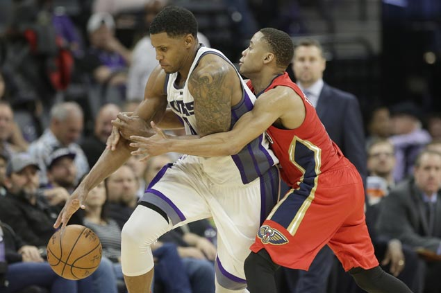 Cousins scores 28 to lead Kings over Pelicans 102-94