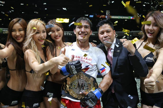 Eduard Folayang's long, turbulent road to MMA glory a testament to Pinoy resilience