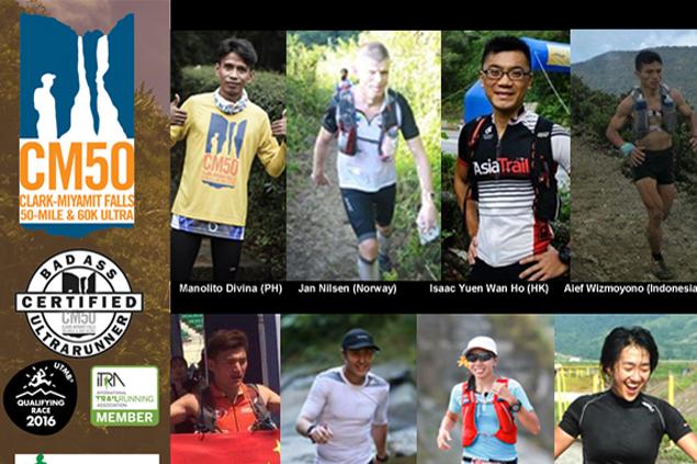 Tolitz Divina takes on top competition in three-peat bid for Clark-Miyamit Falls Ultramarathon