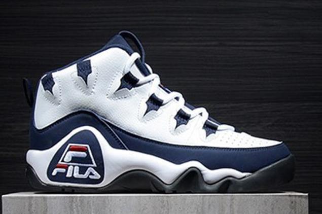 first FILA signature shoes make comeback