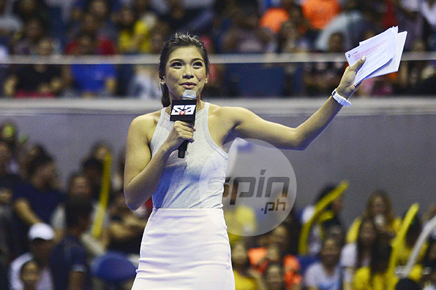 Alyssa Valdez makes her debut as Cheerdance host.