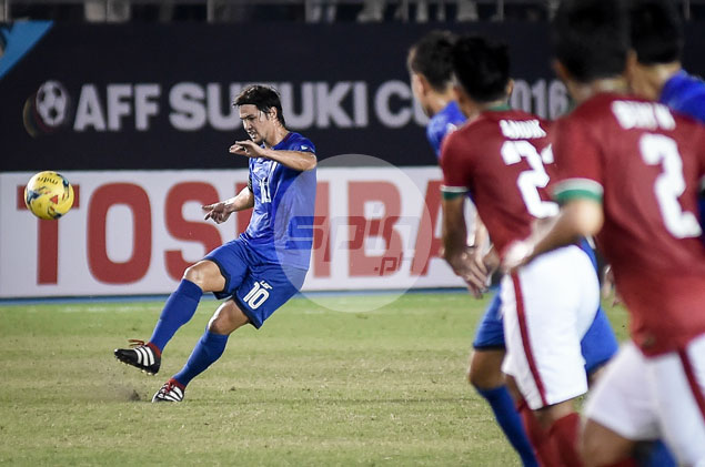 Azkals need to be at their best to beat Thailand, says Phil Younghusband