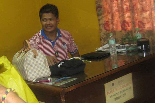 Former MBA star turned Bacolod barangay official Maui Huelar arrested in buy-bust operation