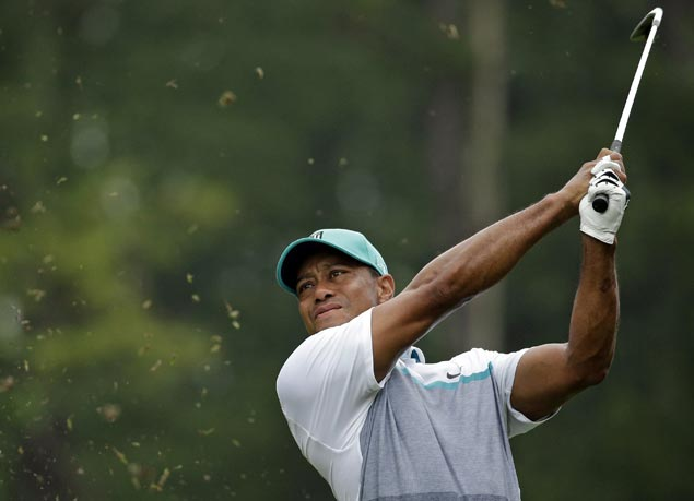 'Nervous' Tiger Returns, Tees It Up Thursday at the Hero World Challenge