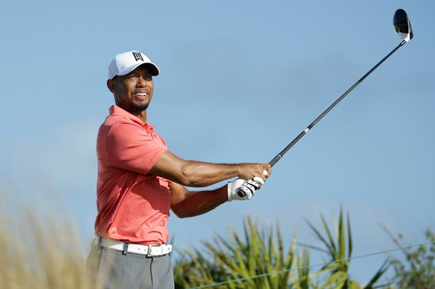 Tiger Woods is coming, but don't expect the old Tiger