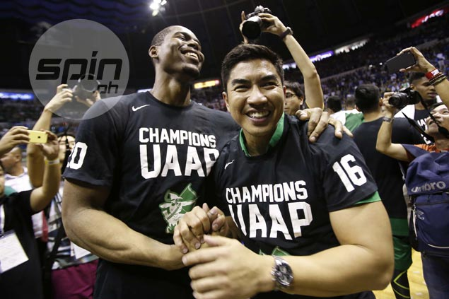 Successful La Salle debuts for Mbala and coach Aldin Ayo.