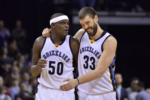 los angeles 6b877 2f74f Grizzlies to retire no.50 jersey in outpour of touching ...