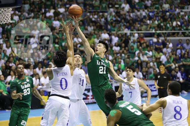Teng caught fire early.