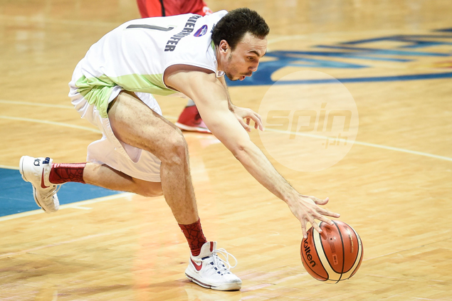 Former PBA Rookie of the Year Rico Maierhofer gives Alab frontline a boost in ABL